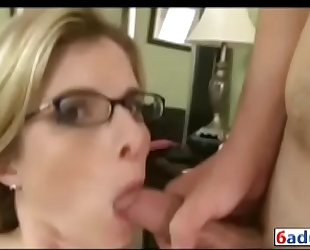 Cory pursue in step sister made her brother to fuck