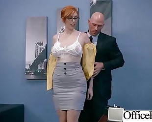Sex in office with large round zeppelins slutwife (lauren phillips) video-21