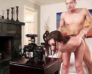 Gia paige cheats on her weird boyfriend - marvelous impure