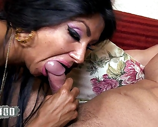 Ivannah (french milf) - two shlong for a shaggy cookie