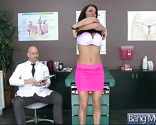 Hardcore sex adventures with doctor and sexually excited patient (peta jensen) video-21