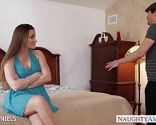Brunette playgirl dani daniels fucking