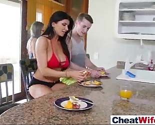 Sex in front of livecam with bitch cheating hawt horny white wife (romi rain) vid-25