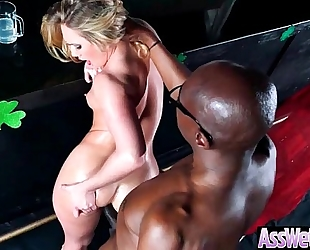 (aj applegate) massive wazoo oiled cheating wife have a fun anal hardcore intercorse clip-02