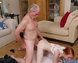 Amazing honey dolly little widening her legs