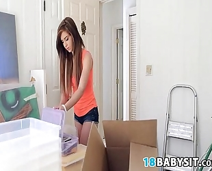 New year, recent babysitter to fuck - joseline kelly 00013