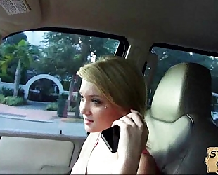 Blonde legal age teenager bonks for a ride dakota skye.2