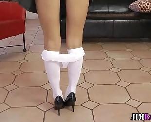 Amateur brit schoolgirl
