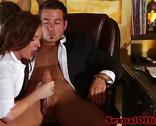 Maddy o reilly office sweetheart pussyfucked