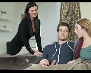Christiana cinn jasmine jae family pleasure