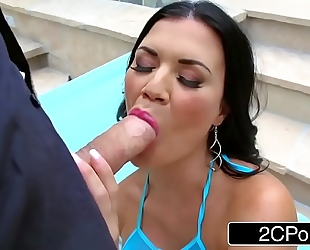British milf jasmine jae can't live without anal
