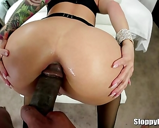 Katrina jade interracial anal