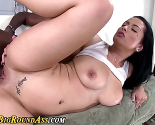 Big jugs doxy acquires drilled