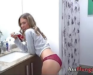 Perverted stepsister anya olsen desires some shlong