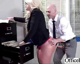 Sex tape in office with giant round juggs hot slutwife (julie cash) movie-24