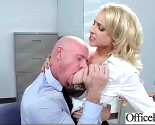 Office sex tape with hungry for schlong wench Married slut (alix lynx) clip-01