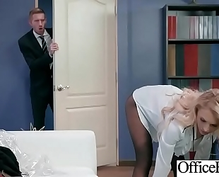 Hard sex tape in office with wicked breasty sexy white women (alix lynx) video-02