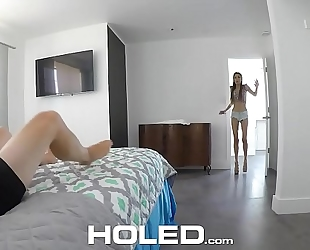 Holed car oral-stimulation turns into anal fuck with pliant tiffany watson