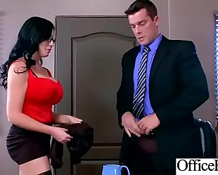 (sybil stallone) large mangos slutty office white bitch receive nailed hardcore vid-29