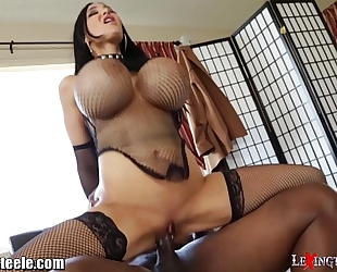 Amy anderssen and her massive mambos screwed by lexs awesome dick