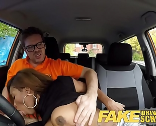 Fake driving school swarthy londoner pays for lessons with raunchy favours