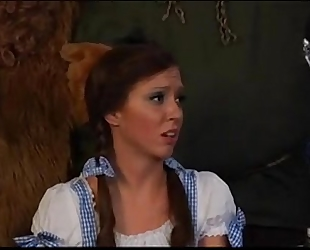 The wizard of oz full porn parody episode thisisntporn.com