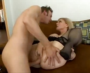 Nina hartley willing for a youthful penis