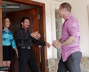 Bang confessions - richelle ryan cuckold family orgy