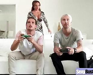 Busty black cock sluts (richelle ryan) have a fun on web camera hardcore sex movie-23