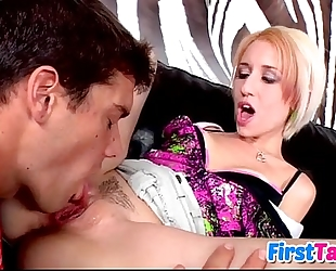 Proxy paige in her 1st sex tape
