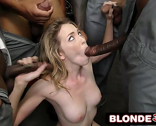 Lazy dark studs group sex concupiscent boss' daughter angel smalls instead of work
