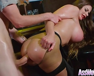 Deep anal sex on tape with large curvy arse sexually excited Married slut (cathy heaven) vid-18