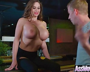 Big soaked booty Married slut (cathy heaven) receive oiled and hard style analy team-fucked clip-11