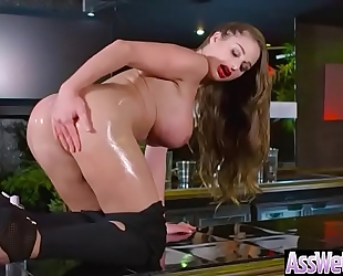 Gorgeous slutty wife (cathy heaven) with large wazoo take it unfathomable analy video-10