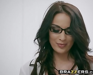 Brazzers.com - large boobs at school - romance languages scene starring anissa kate and marc rose