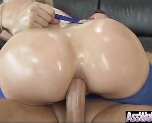 (anikka albrite) oiled hawt slutty wife with round large butt love anal sex movie-09