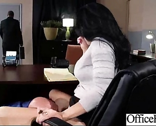 Hard sex act in office with large round meatballs hawt dirty slut wife (jayden jaymes) vid-13