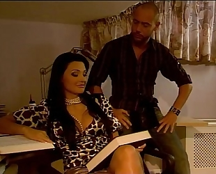 Aletta ocean tempted and drilled in her bedroom