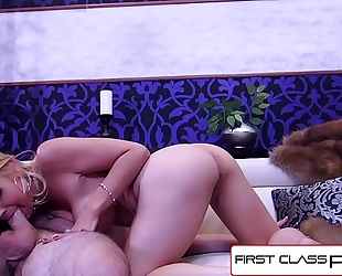 Firstclasspov - sarah vandella is punished by a large schlong, large butt
