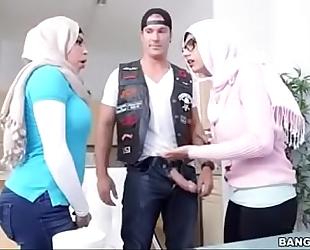 Julianna vega and mia khalifa - greater amount at xgadis.com