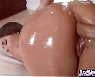 (abella danger) fascinating large curvy arse Married slut have a fun anal sex tape clip-01