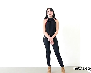 Netvideogirls - xlya's calendar try-out