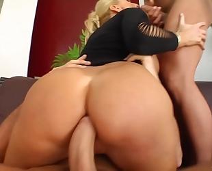Milf anal trio --- sylvia monti (european babe) --- lisa ann - kendra longing