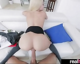 Teen girlfriend (elsa jean) like sex in front of camera mov-27