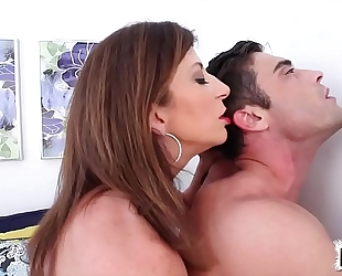 Sara jay bonks her son in law lance hart taboo pegging