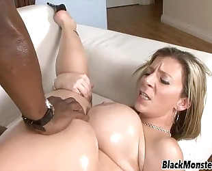 Busty sara jay interracial drilled