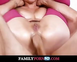 Huge dick anal sex with lena paul - familypornhd.com