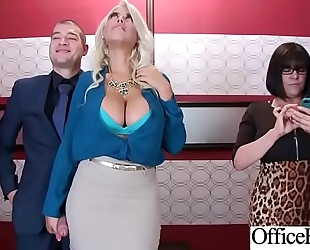 (bridgette b) big scoops excited office cheating horny white wife acquire nailed hardcore vid-06