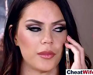 Horny hot slutwife (alison tyler) cheats in hard sex tape video-03