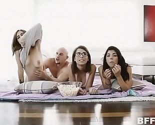 Gina valentino, lilli dixon and joseline kelly bffs foursome